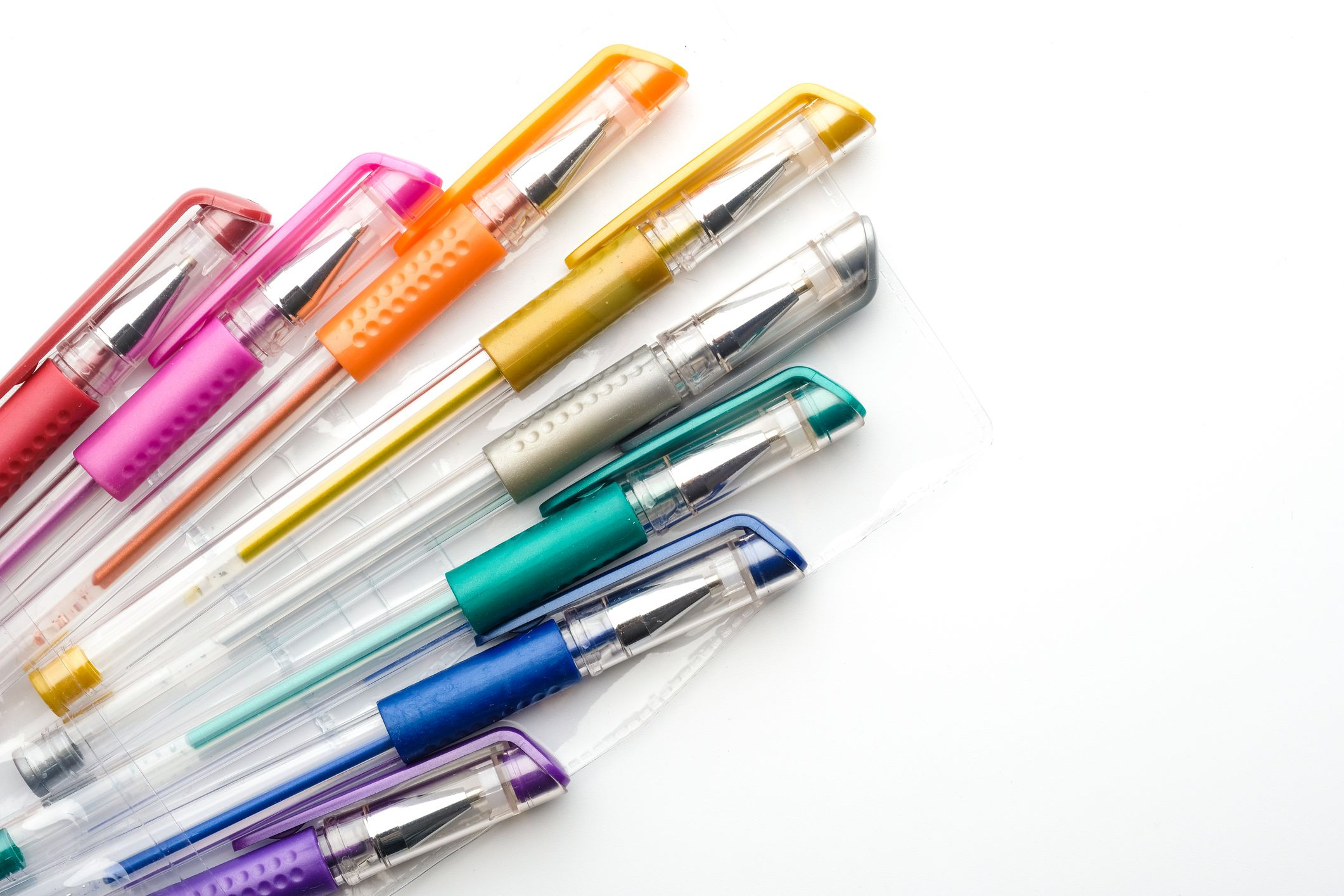 The 8 Best Gel Pens To Buy In 2018 Faster Pulpen