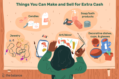 10 Things You Can Make And Sell For Extra Cash