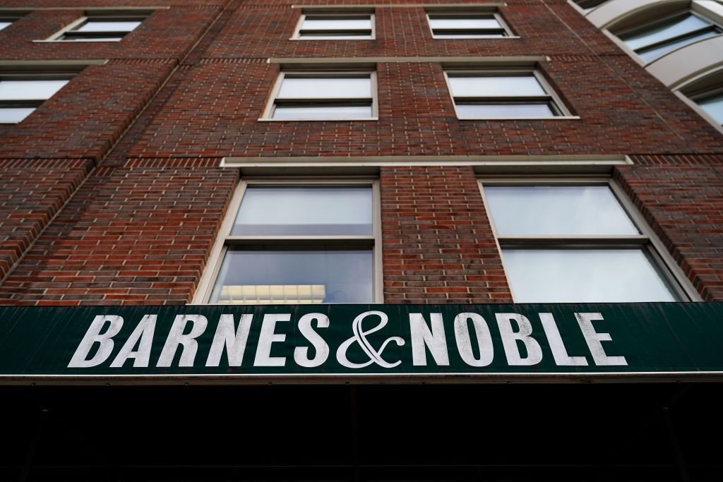 Is Barnes and Noble Still the World's Biggest Bookstore?