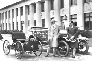 Henry And Edsel Ford
