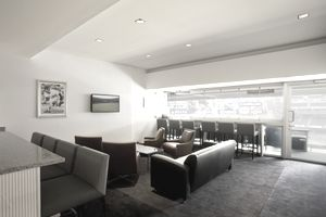 Luxury box seats, Yankee Stadium, Bronx, New York