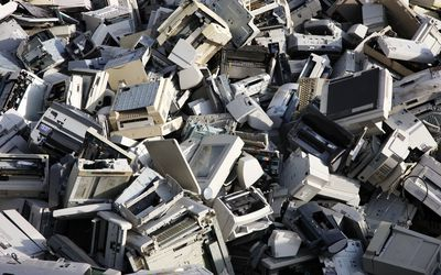 Introduction to Electronics (E-waste) Recycling