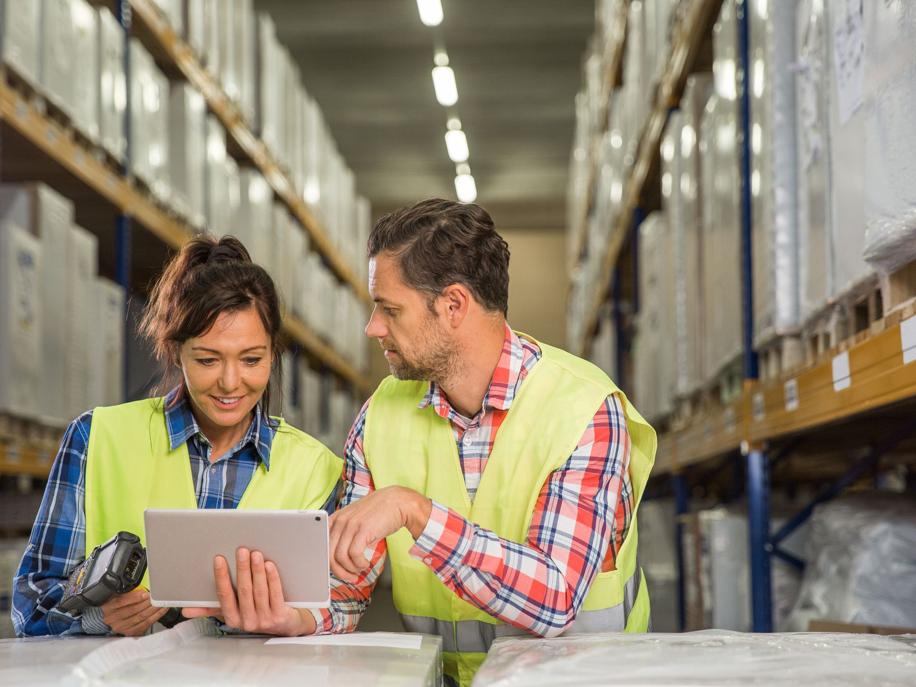 All About Just-In-Time Inventory Management