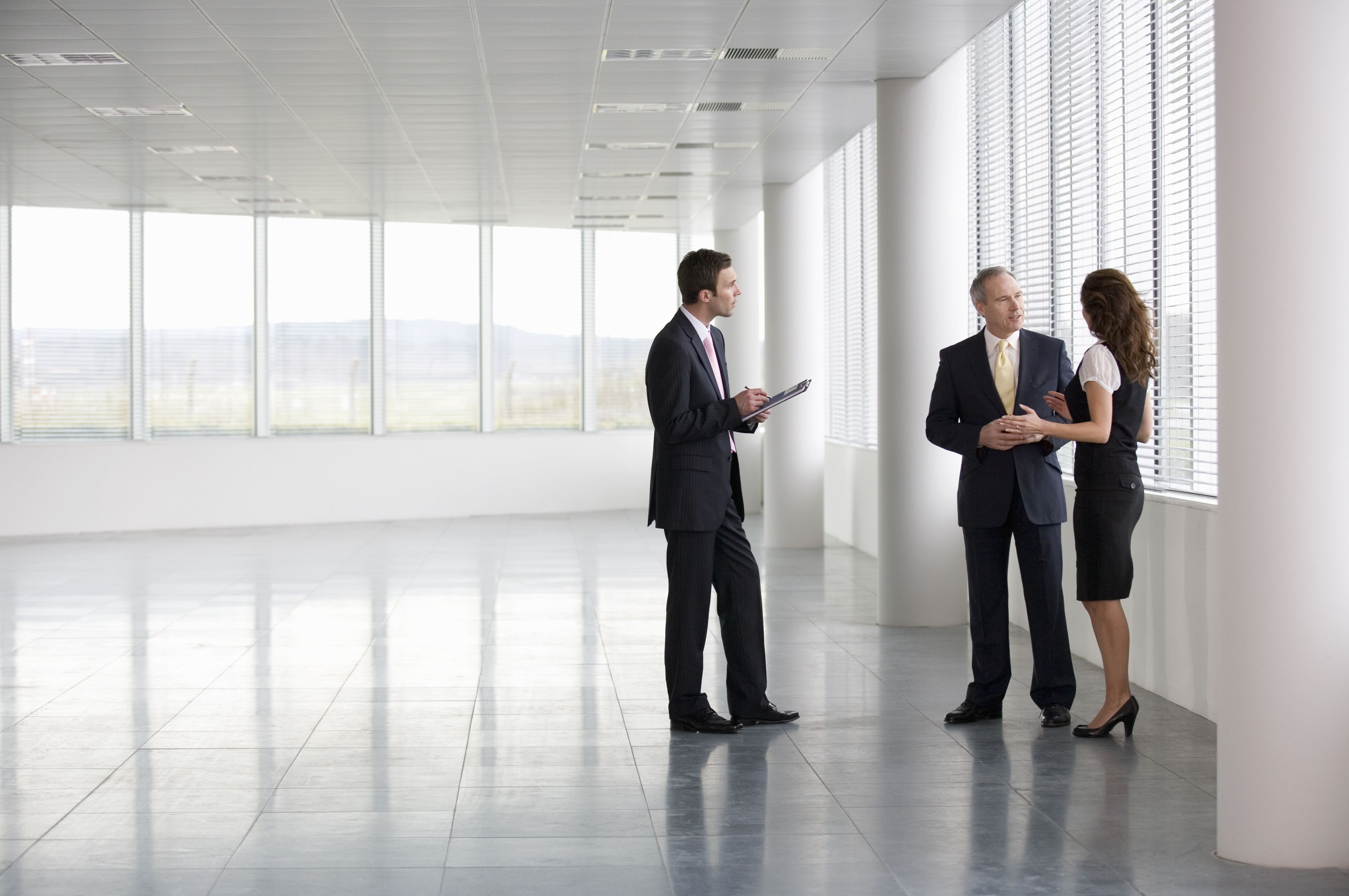 Leasing a BusinessTo Lease or Buy Commercial Space?