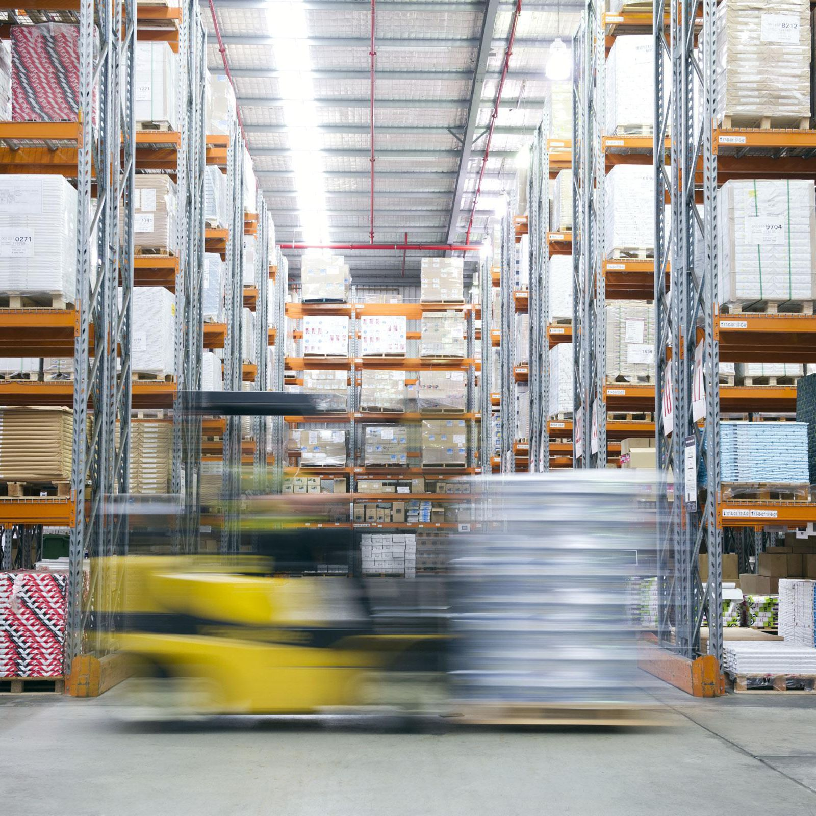 Supply Chain Management and Logistics, Retail Examples