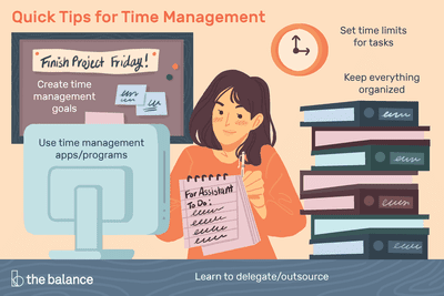 Quick Tips for Time Management