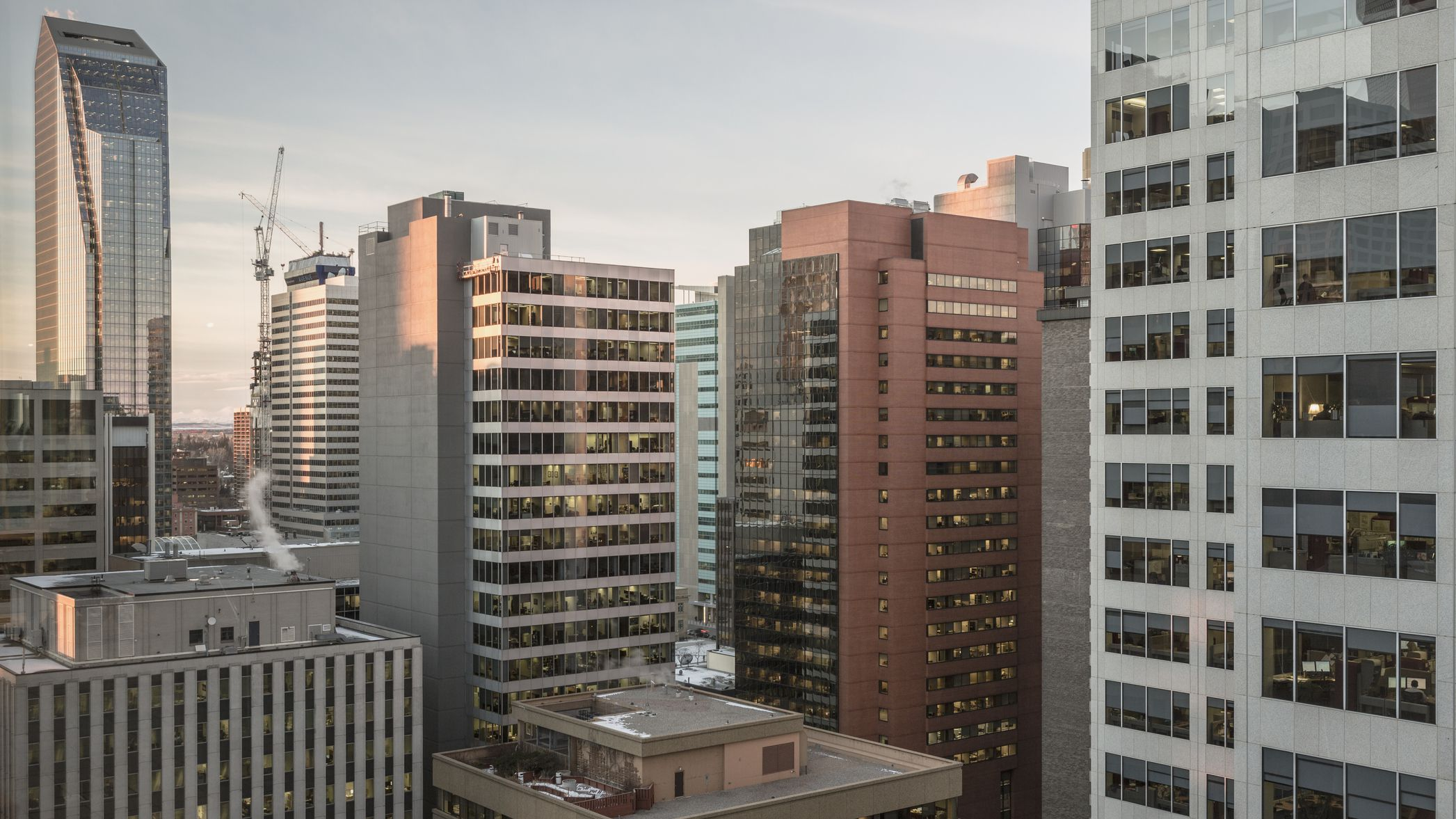 The Three Classes of Office Buildings