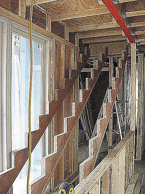 Step by Step on How to Build a Stair