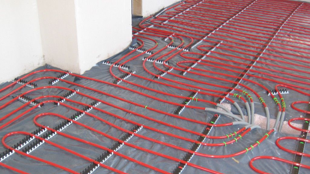Much Radiant Floor Heating Costs