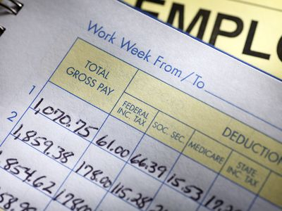 Payroll Tax Information for Employers