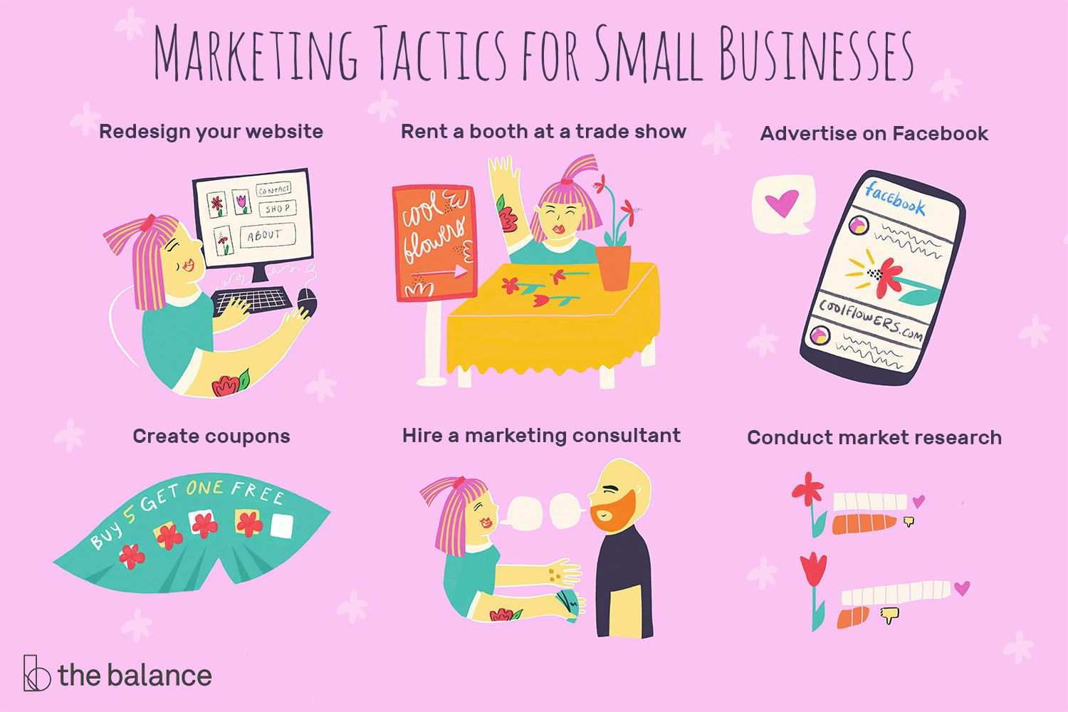 101 Small Business Marketing Ideas