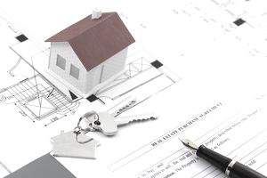Real estate purchase agreement with contingencies