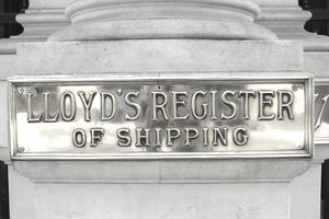 Lloyd's Register of Shipping Building in Fenchurch Street