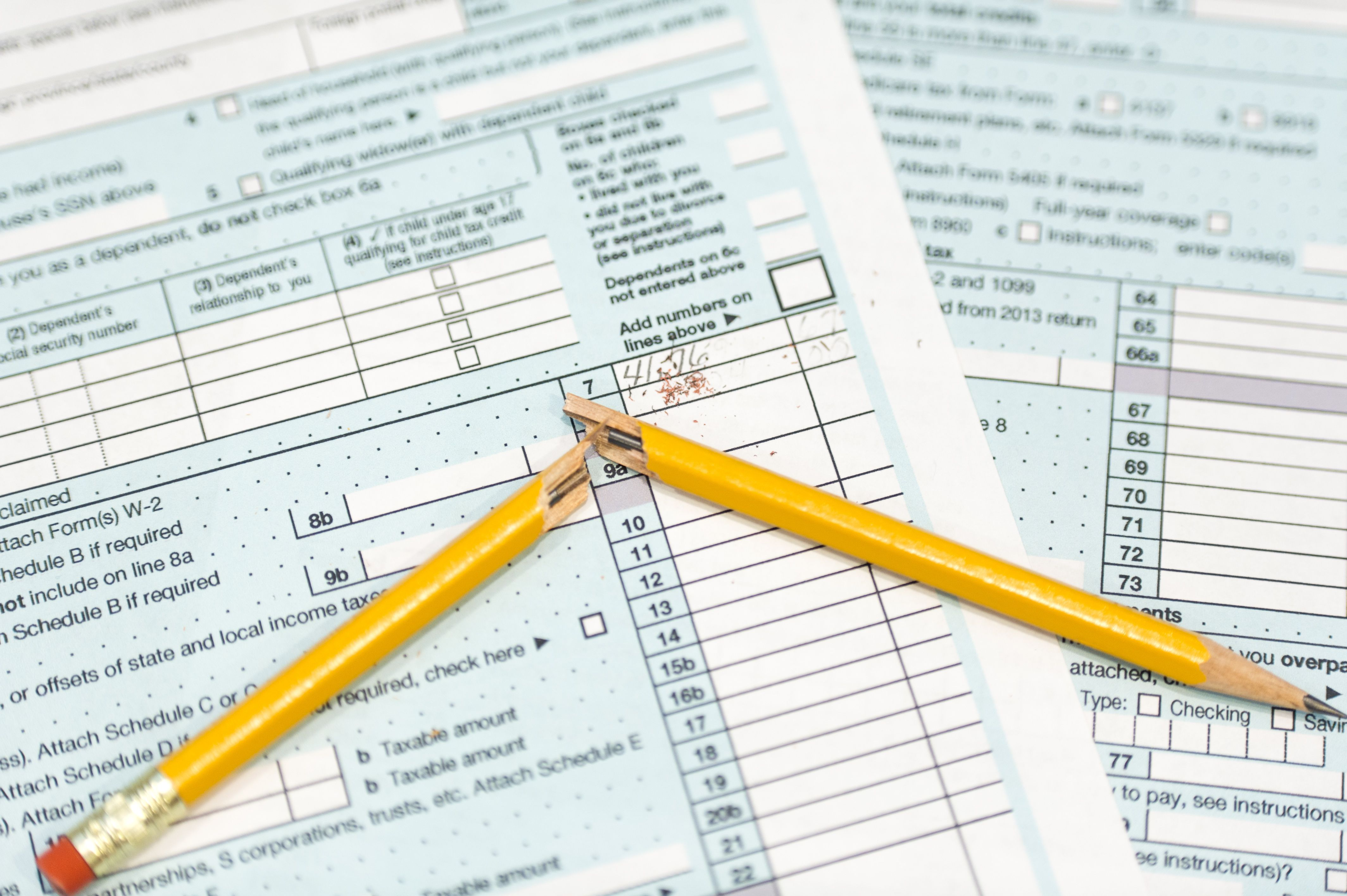 How to File Form 1040X If You Make Changes to Schedule C