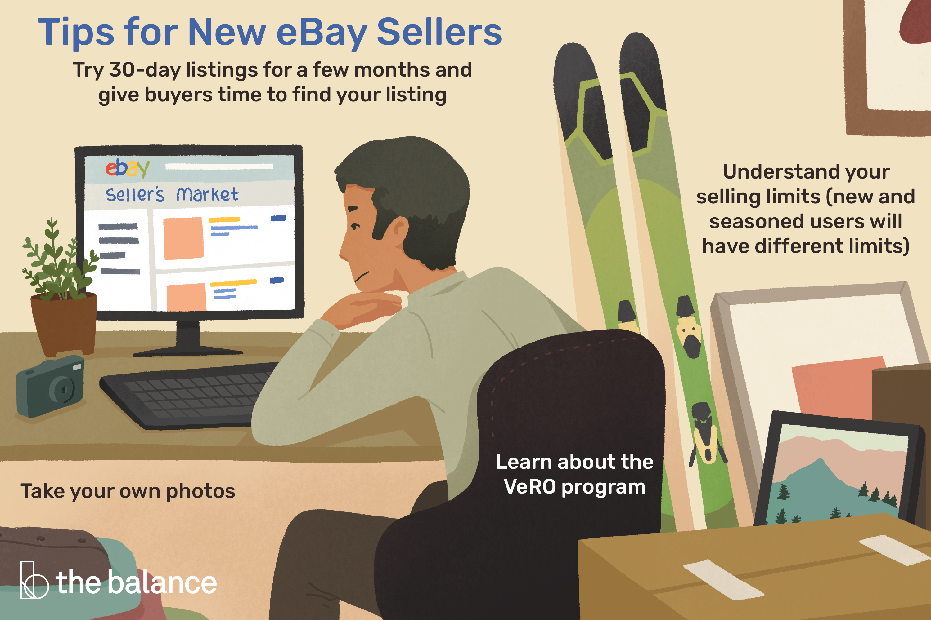 Tips For New Sellers On Ebay