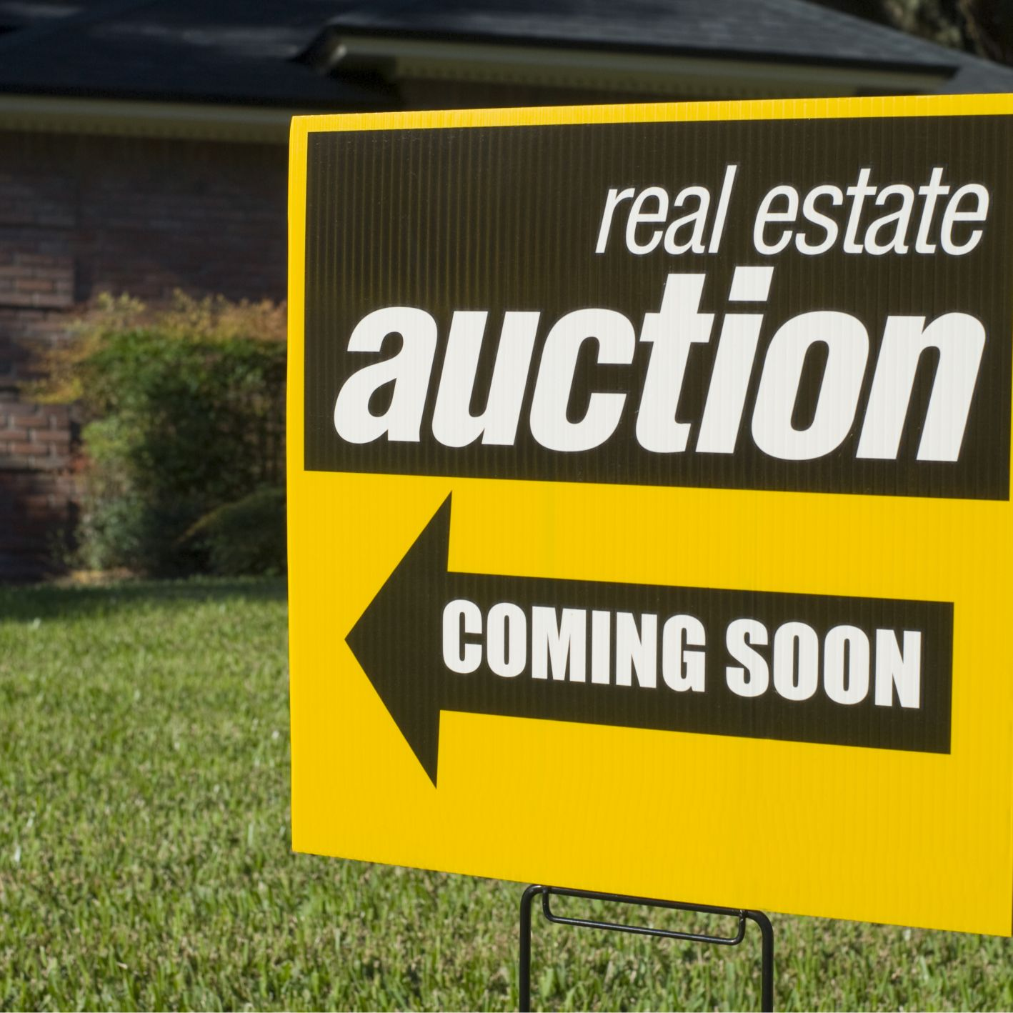 The Basics of a Sheriff's Sale or Foreclosure Auction