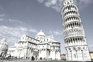 A Construction Overview of the Leaning Tower of Pisa