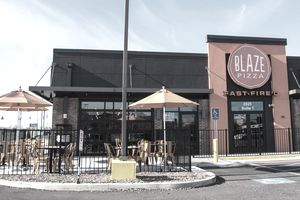 Blaze Pizza Fast Casual Restaurant