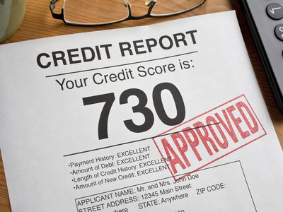 Picture of Landlord Checking a Tenant's Credit