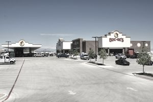 Buc-ee's World's Largest Convenience Store in New Braunfels, TX