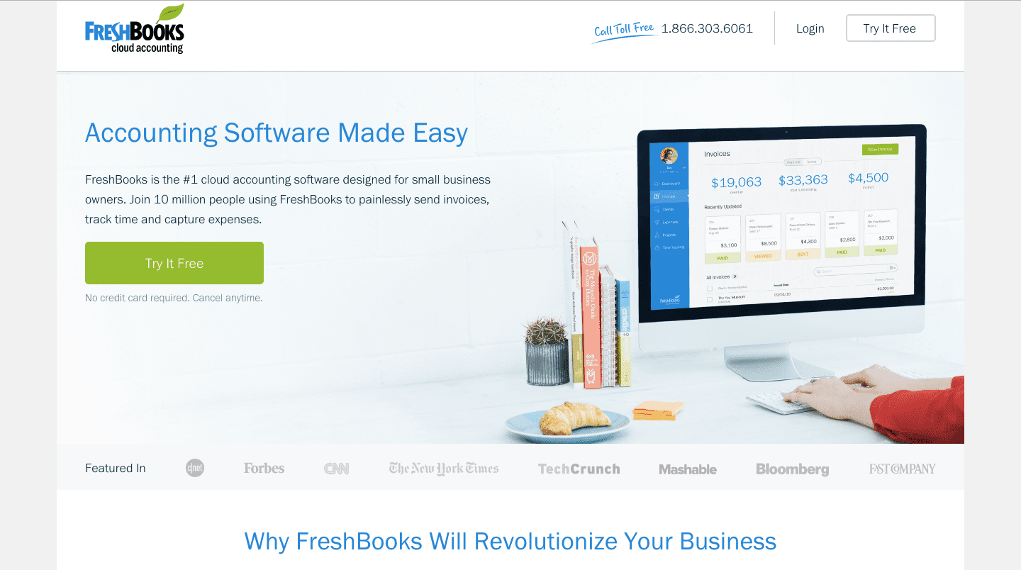free easy accounting software