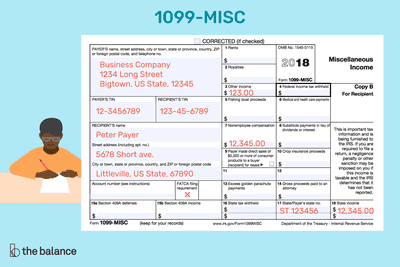 How to Prepare 10-MISC Forms—Step by Step
