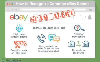 Signs Your Ebay Account Has Been Stolen