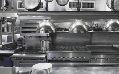 Commercial Restaurant Kitchen Equipment Checklist
