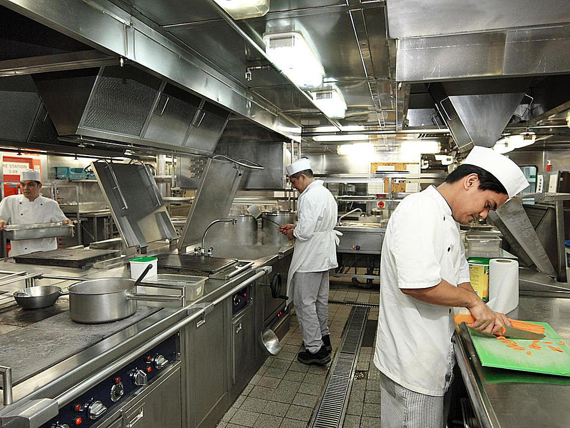 Keep your restaurant kitchen clean with a detailed checklist