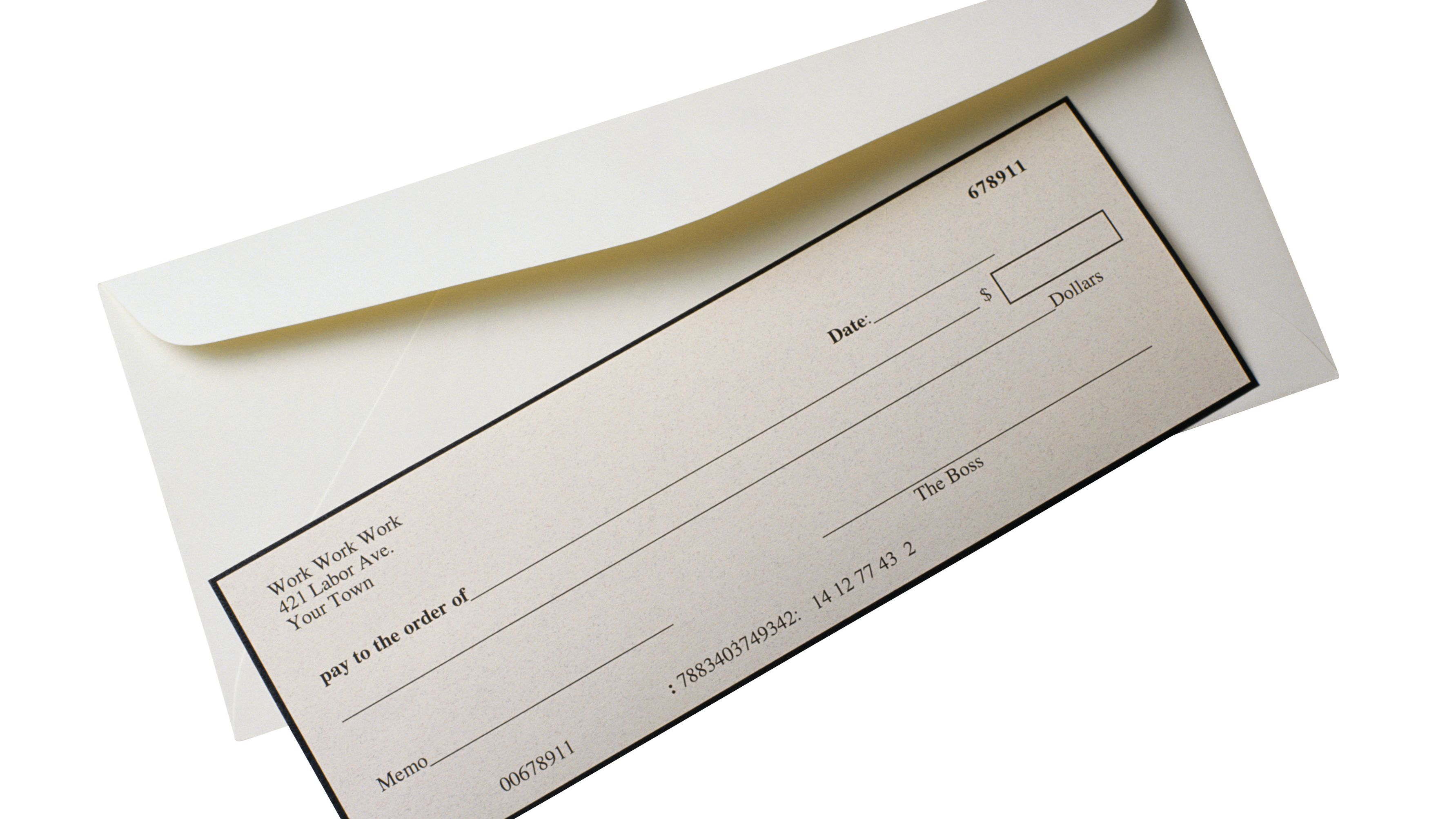 How to Deal with Unclaimed Paychecks in Your Business
