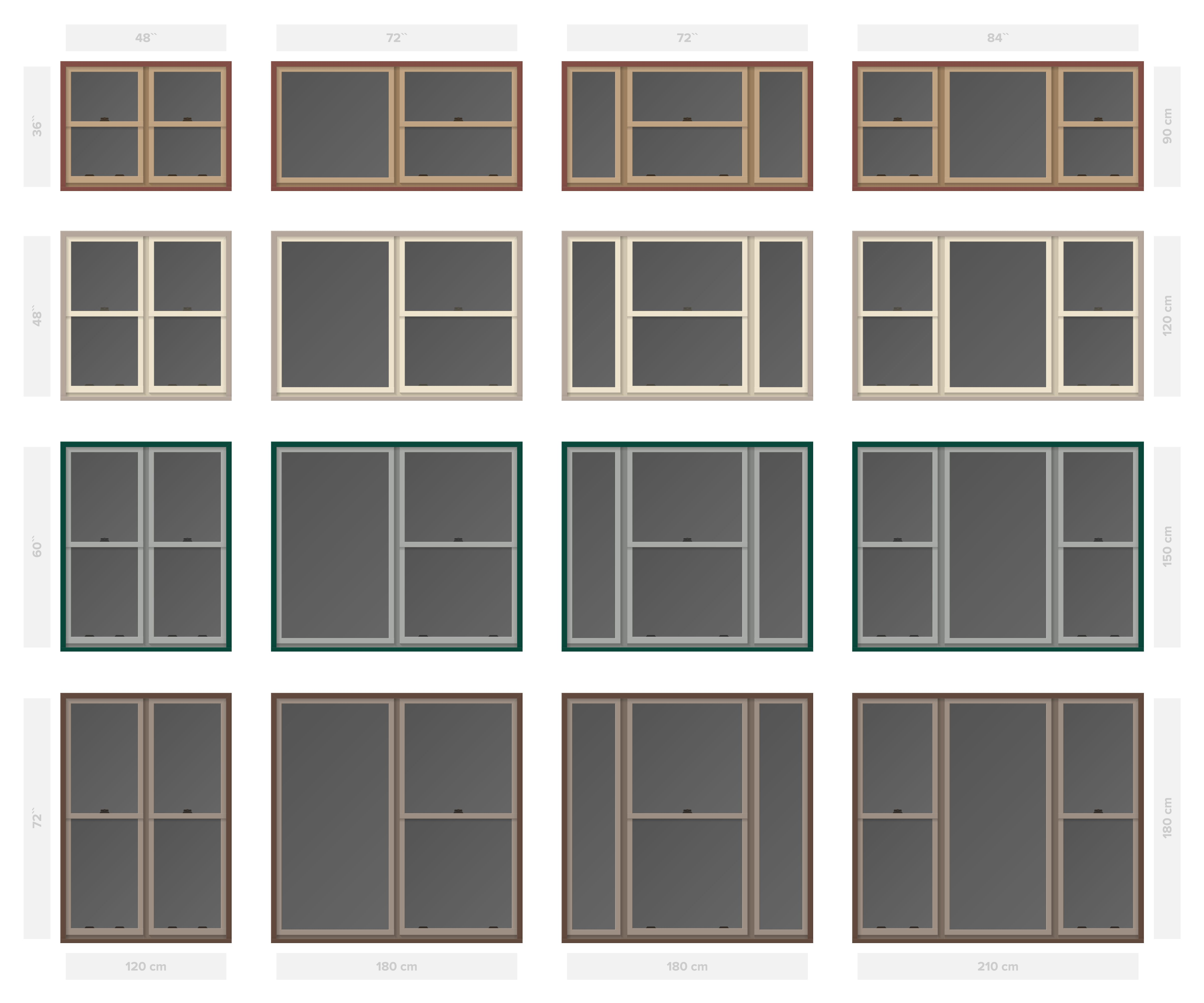 The 7 Common Types of Windows Used by Builders