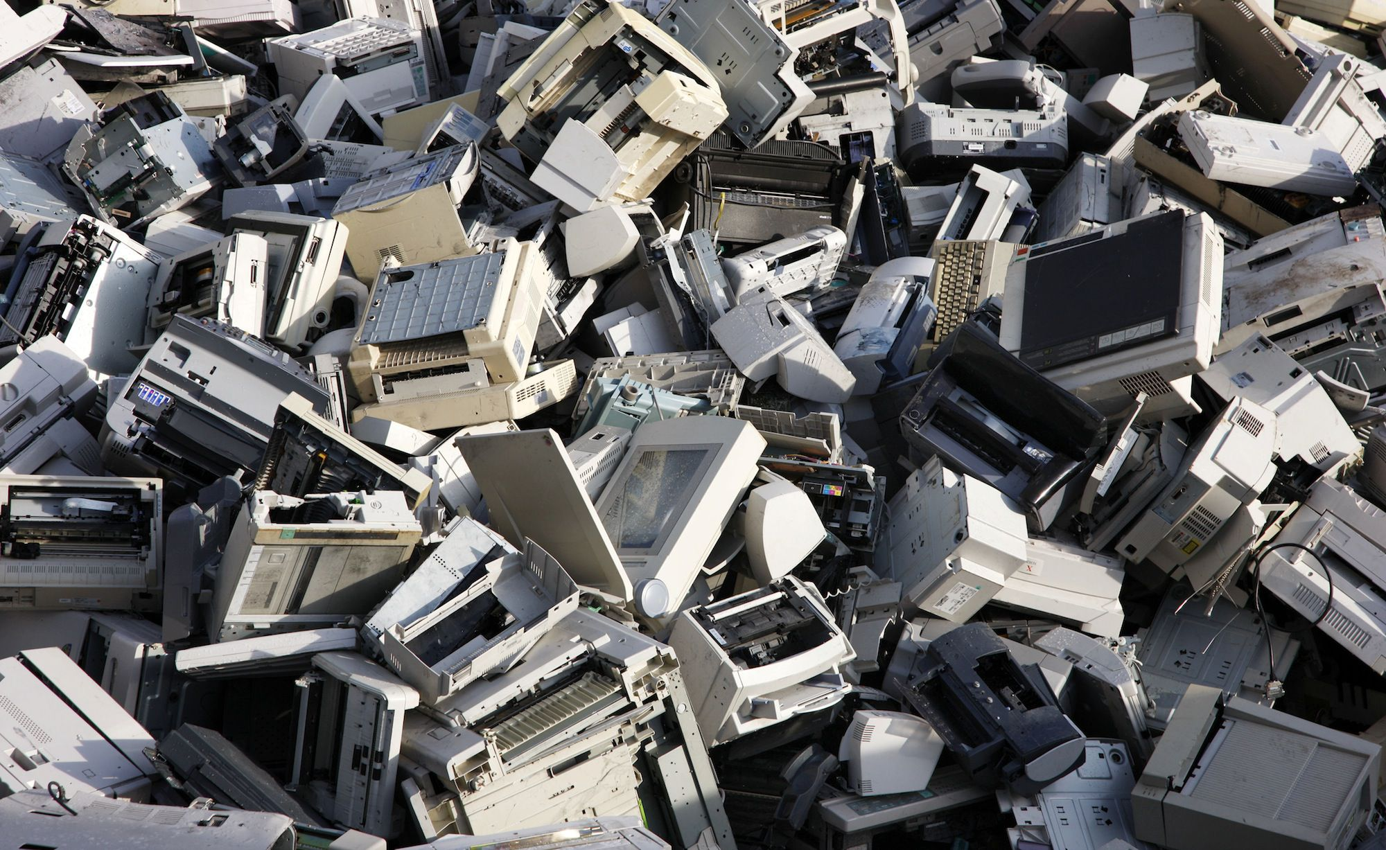 Electronics Recycling Rich Source Of Precious Metals