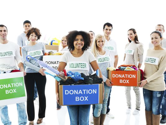 business donations to charity