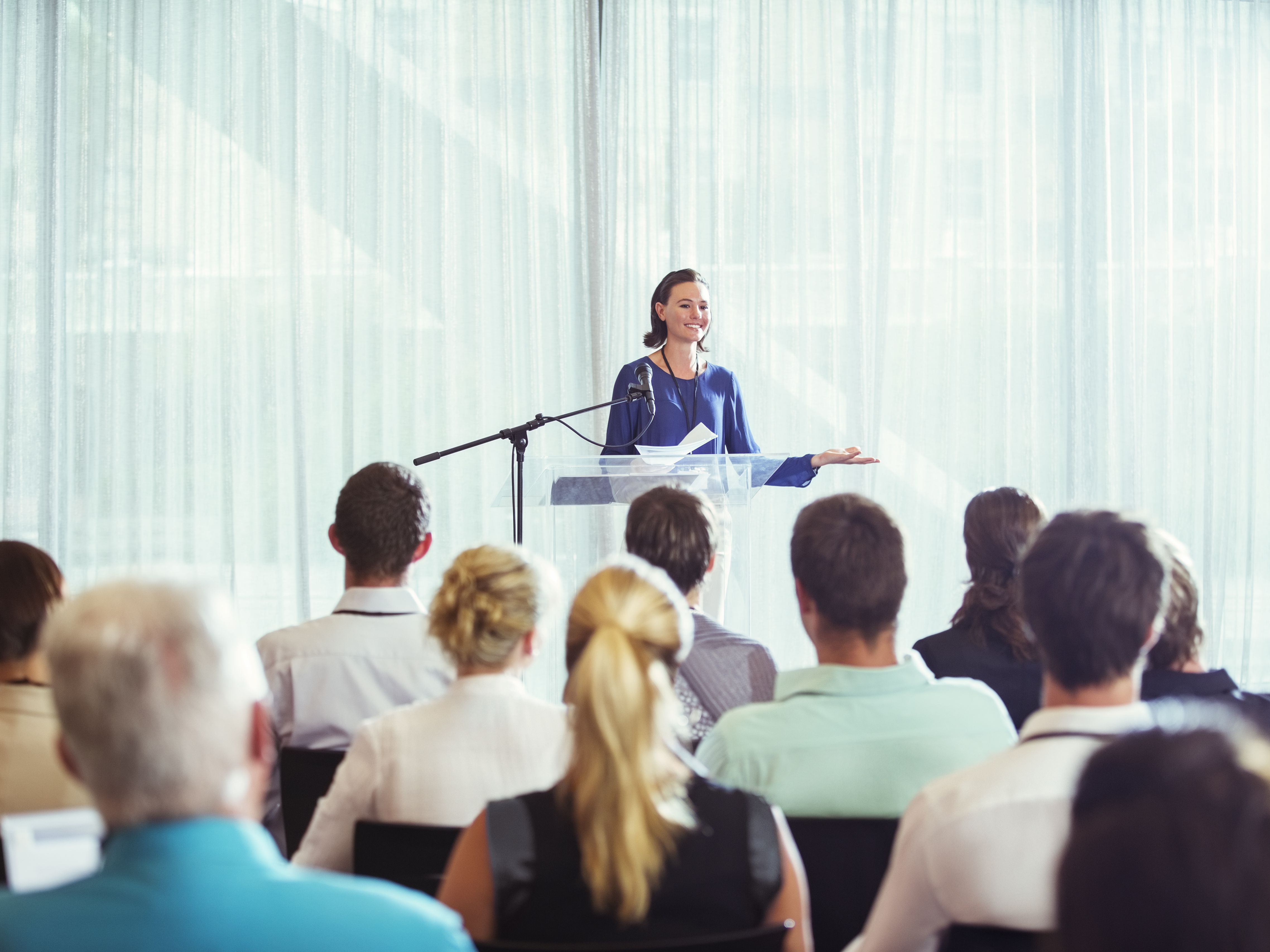 Why Conferences Begin with an Opening General Session