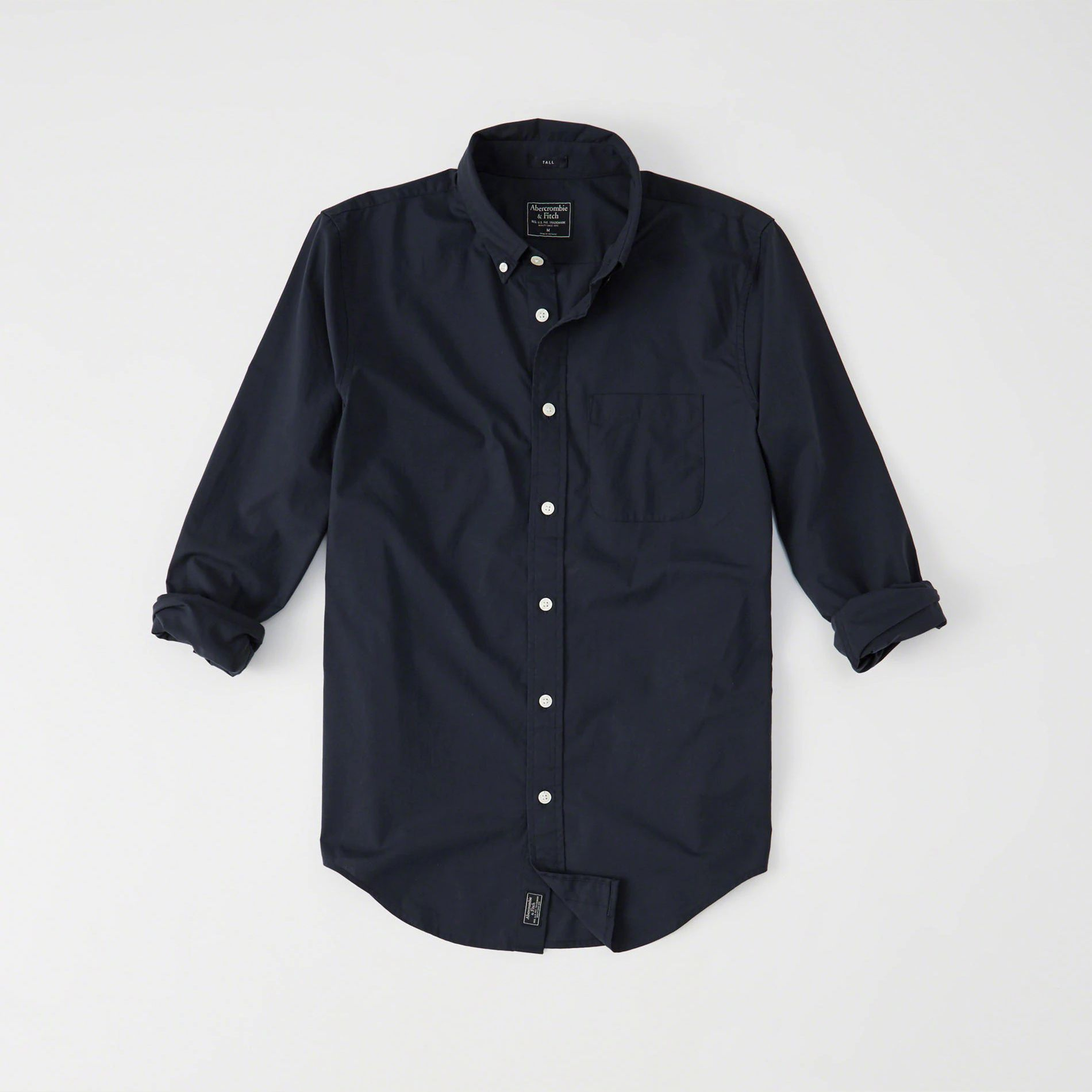 Abercrombie & Fitch Signature Fit Oxford Shirt