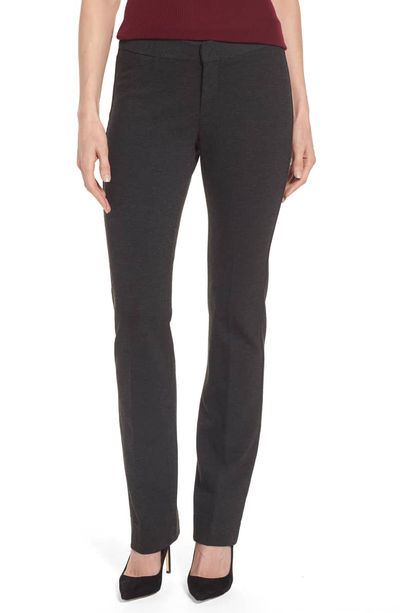 ac52a220701 Best for Tall Women  NYDJ Stretch Knit Trousers