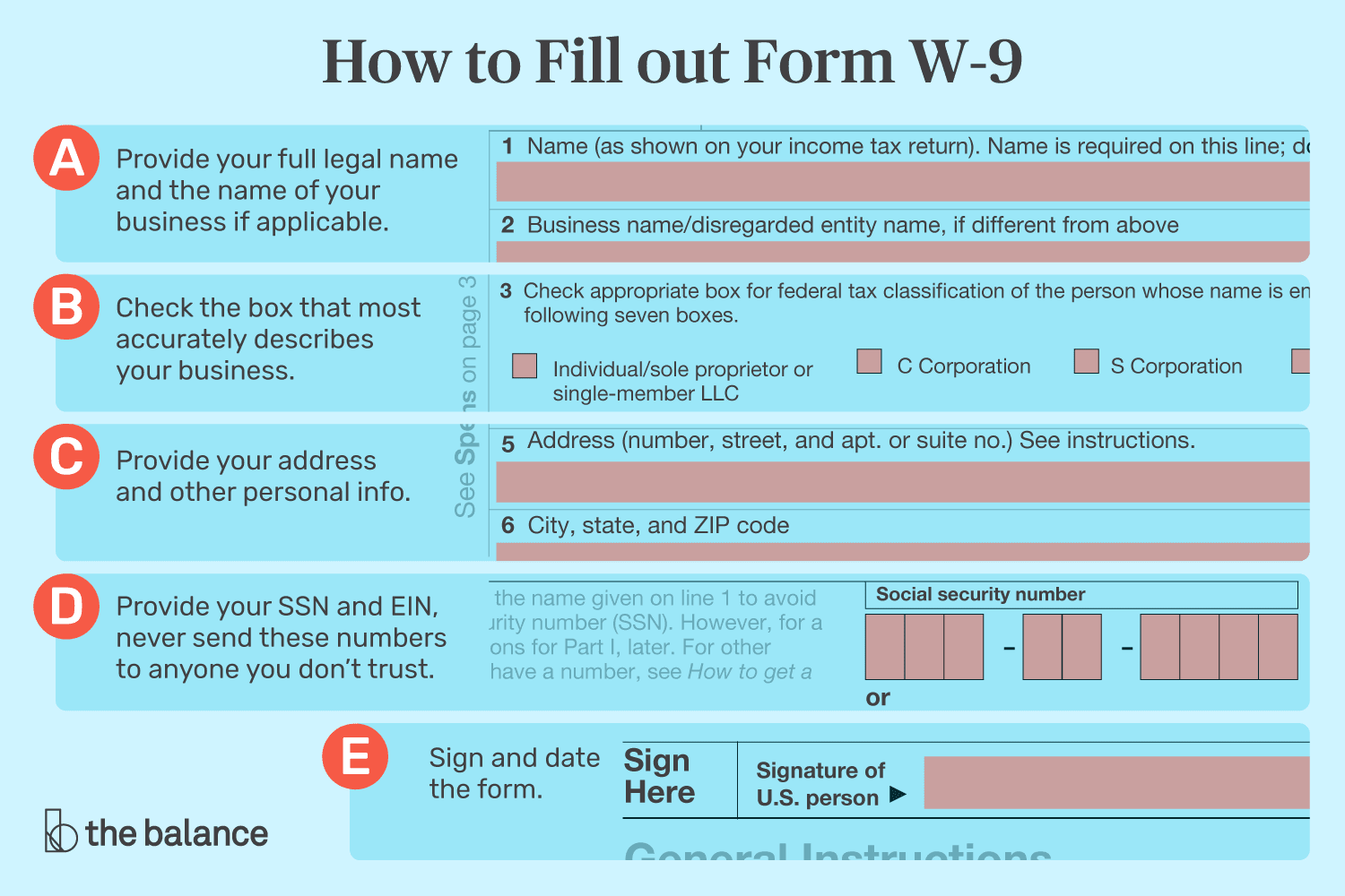 What Is Irs Form W 9 And How Should You Fill It Out