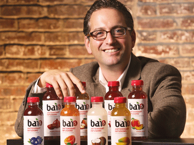 Ben Weiss, a Food Entrepreneur, Succeeds in Launching a New Functional Beverage at Costco