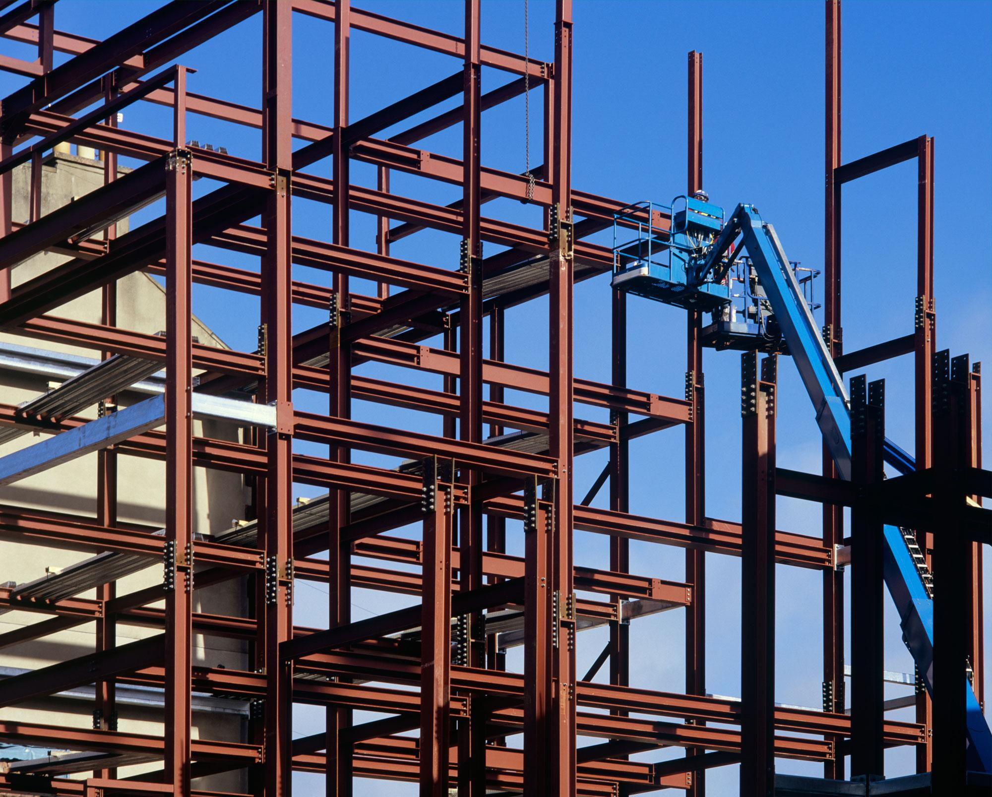 Estimating Structural Steel Cost for Construction