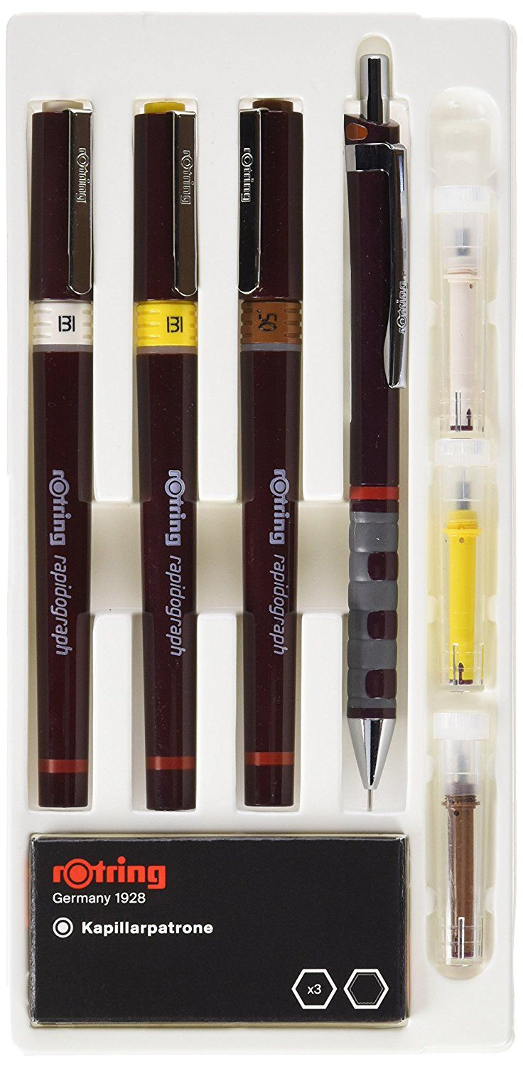 The 8 Best Drawing Pens To Buy In 2019 Ballpoint Pen Tip Refill And Diagram