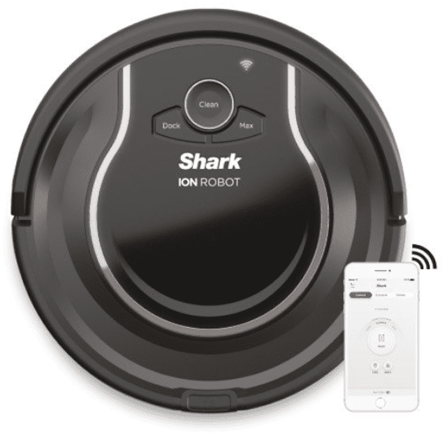Shark ION Robot Vacuum with Wi-Fi (RV750)