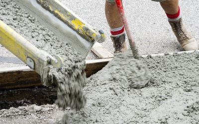 How Do You Pour Concrete In Hot Weather