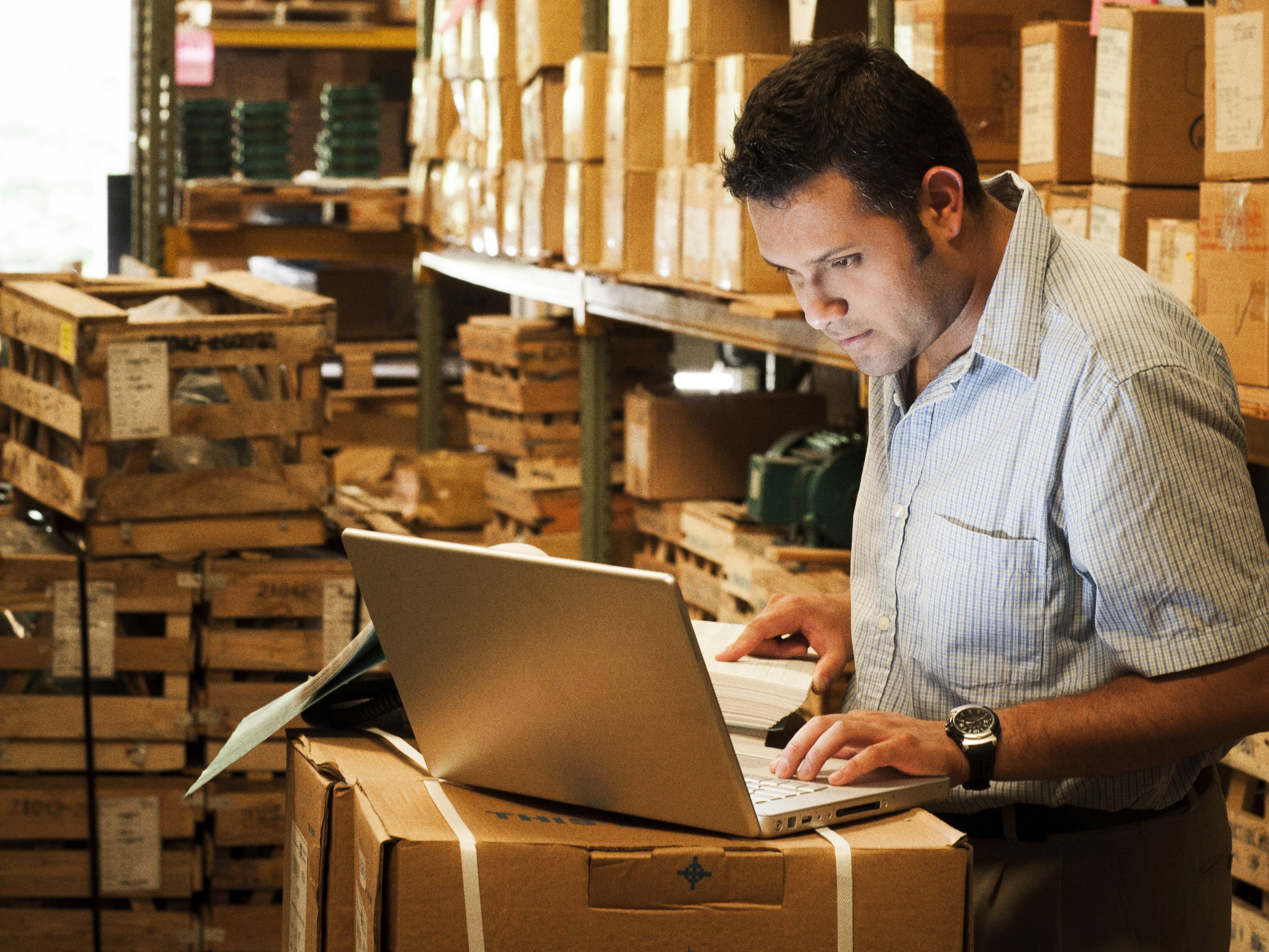 Inventory Optimization for Small Business