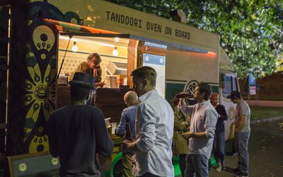 The Basic Costs of a Food Truck Operation