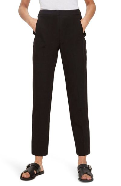 8479ff7bc73 Best for Petite Women  Topshop High Waist Cigarette Trousers