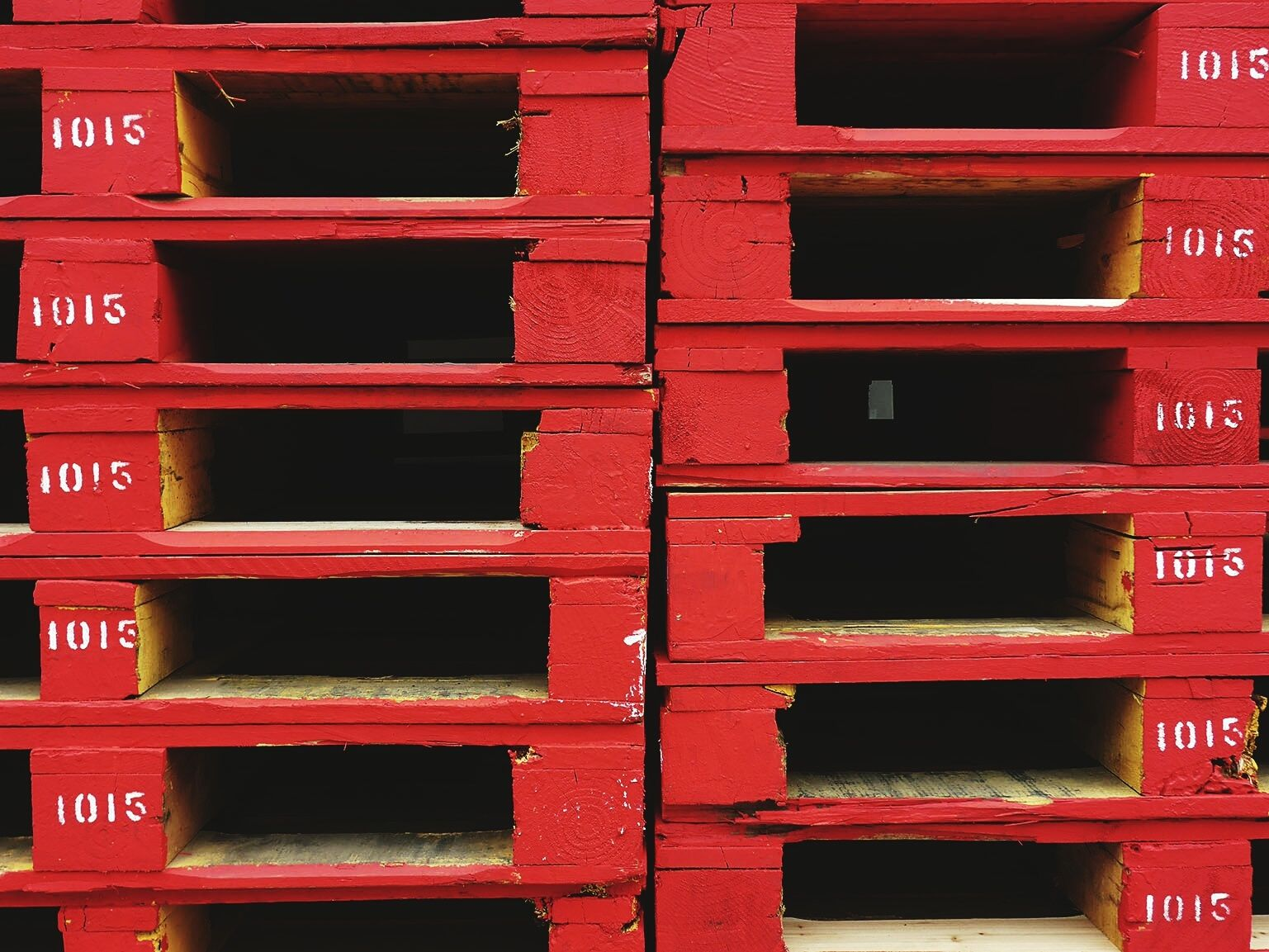 Survey of Major Pallet Rental and Hire Providers