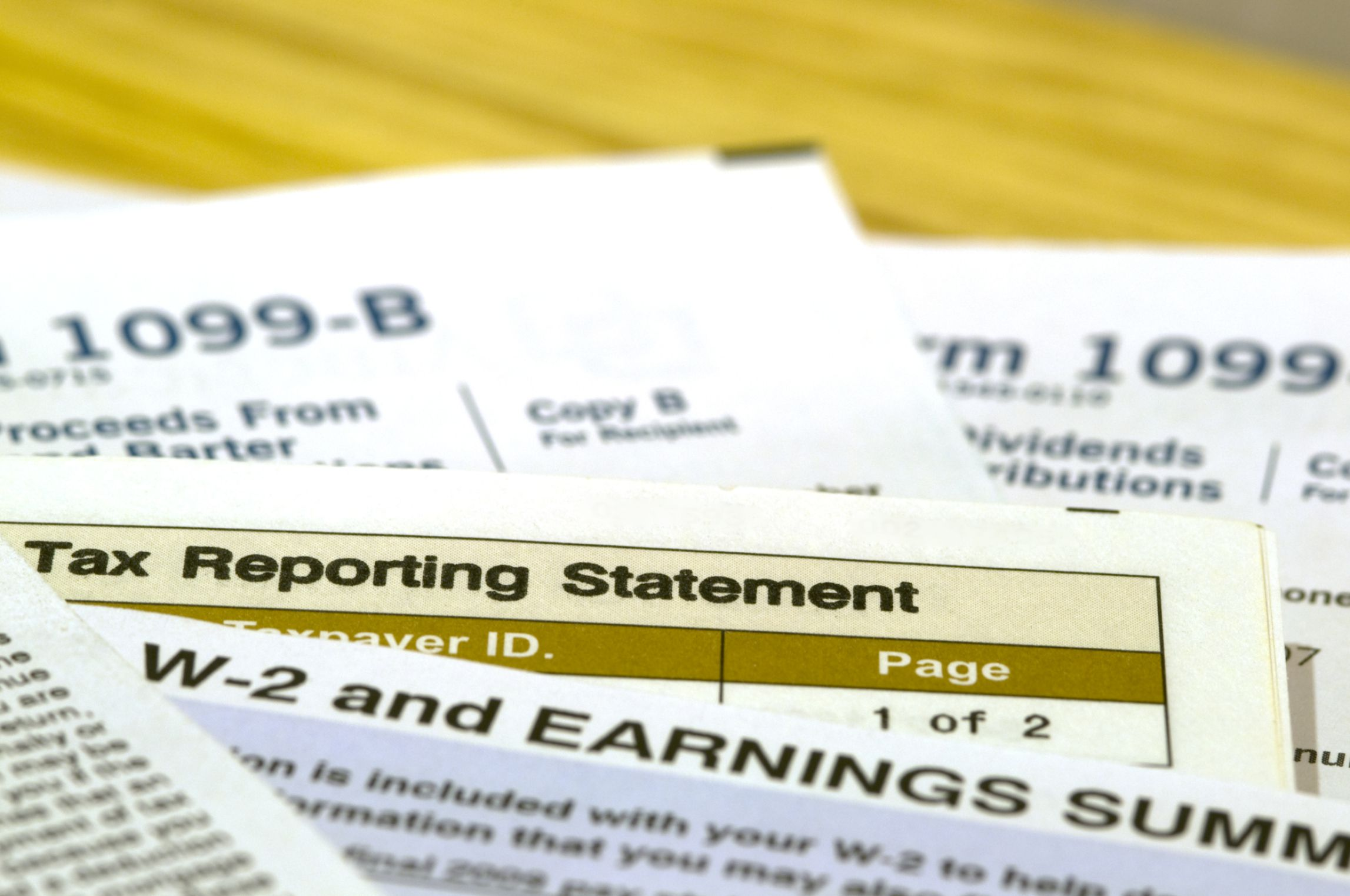 w2 form and 1099  Extensions and Penalties for W-10 Form and 10-MISC Form