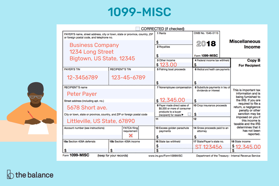 1099 form when to use  How to Report and Pay Taxes on 8 Income