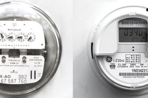 Pros and Cons Smart Electric Meter