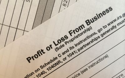 schedule c profit or loss from business